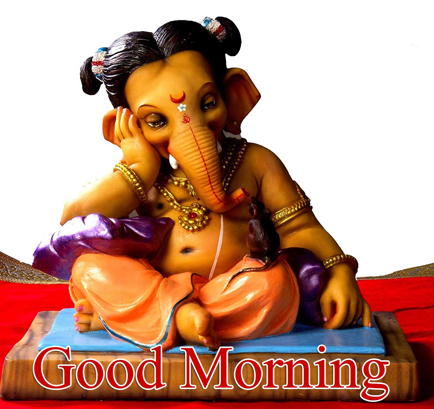 Good Morning Ganpati Bappa Pictures Download