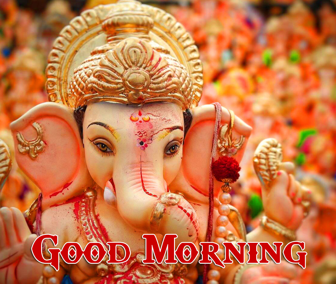 Lord Ganesha Good Morning Pics Download