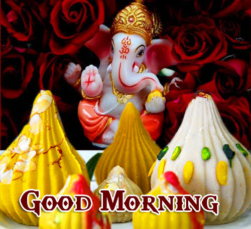 Lord Ganesha Good Morning Pics Free for Whatsapp