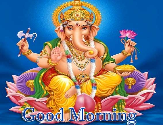 Good Morning Ganpati Bappa Pics Download New