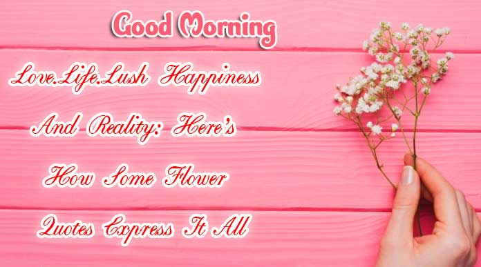 English Thought Good Morning Images Pics For Facebook