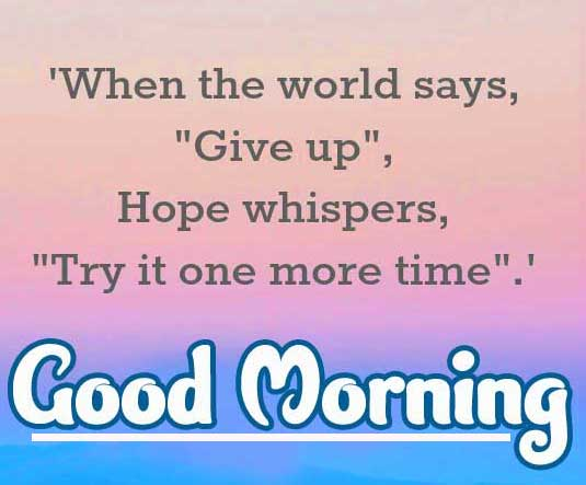 Good Morning Images with English Thought Pics HD Download In Full HD