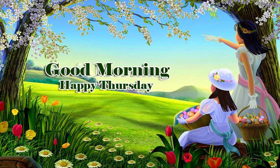 Good Morning Thursday Images Photo Download Free