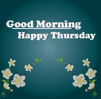 Good Morning Thursday Images Pics Free for Facebook