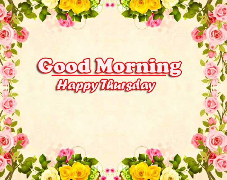 Best Free New Good Morning Thursday Images Pics Download
