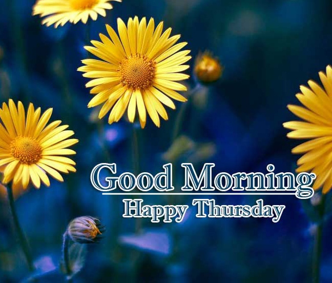 Good Morning Thursday Images Pics For Facebook
