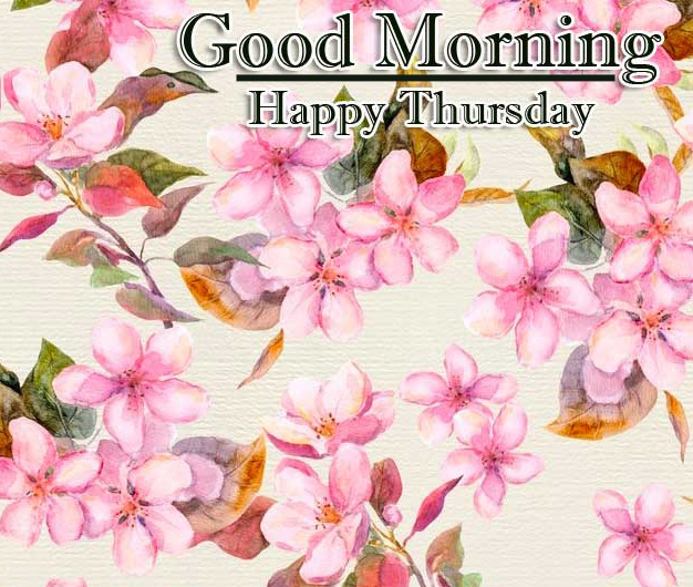 Good Morning Thursday Images pics Download New