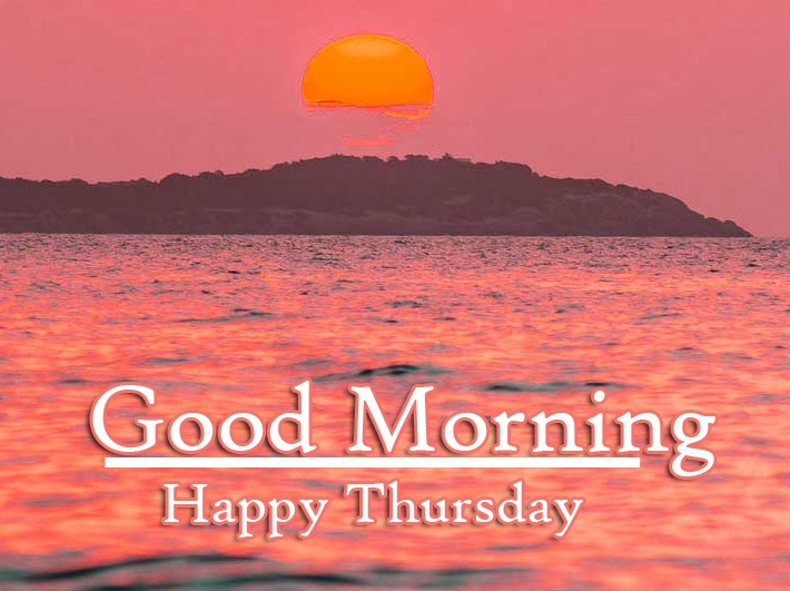 Sunrise Free Good Morning Thursday Images Pics Download