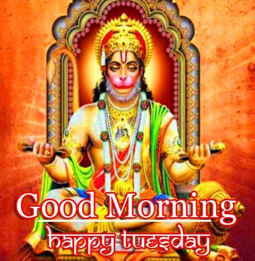 Good Morning Tuesday Hauman JI Images HD Download