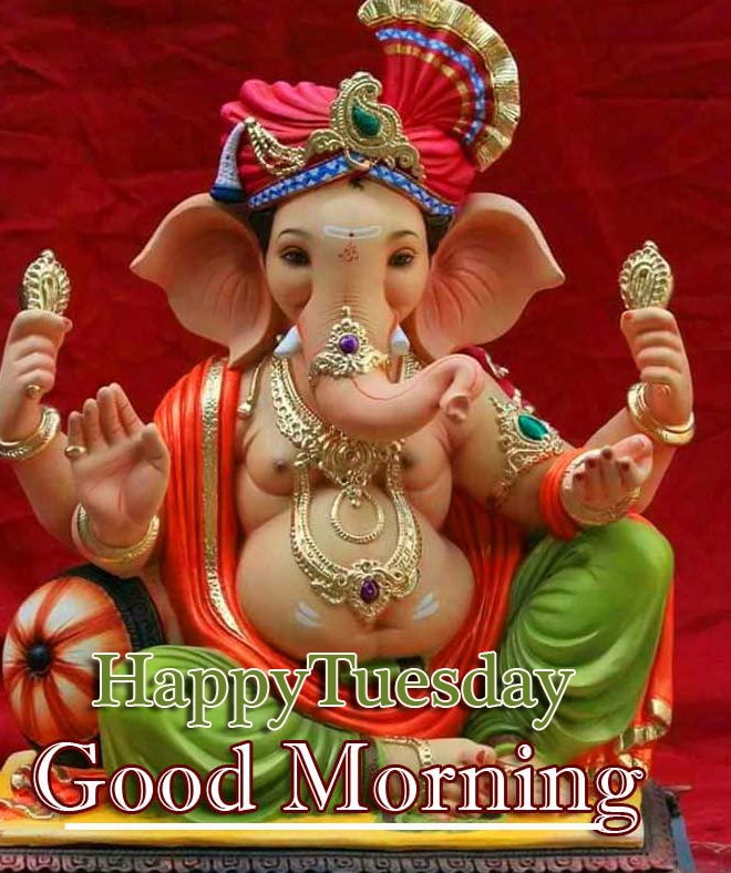 Good Morning Tuesday Hauman JI Images Pics Wallpaper Download
