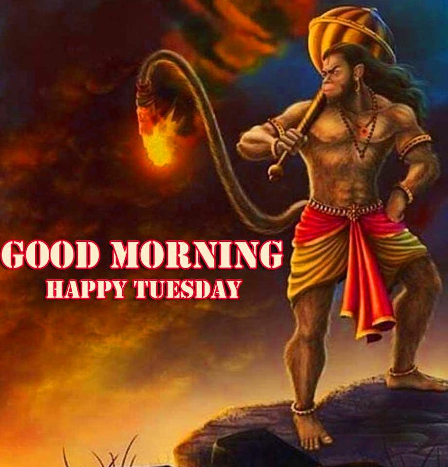 Good Morning Tuesday Hauman JI Images Pics free In hd
