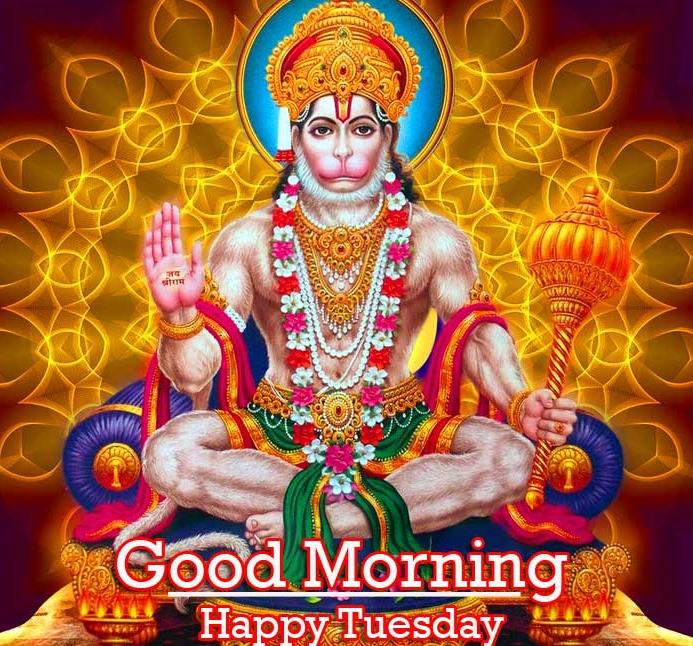 Best Free Good Morning Tuesday Hauman JI Images Pics Download