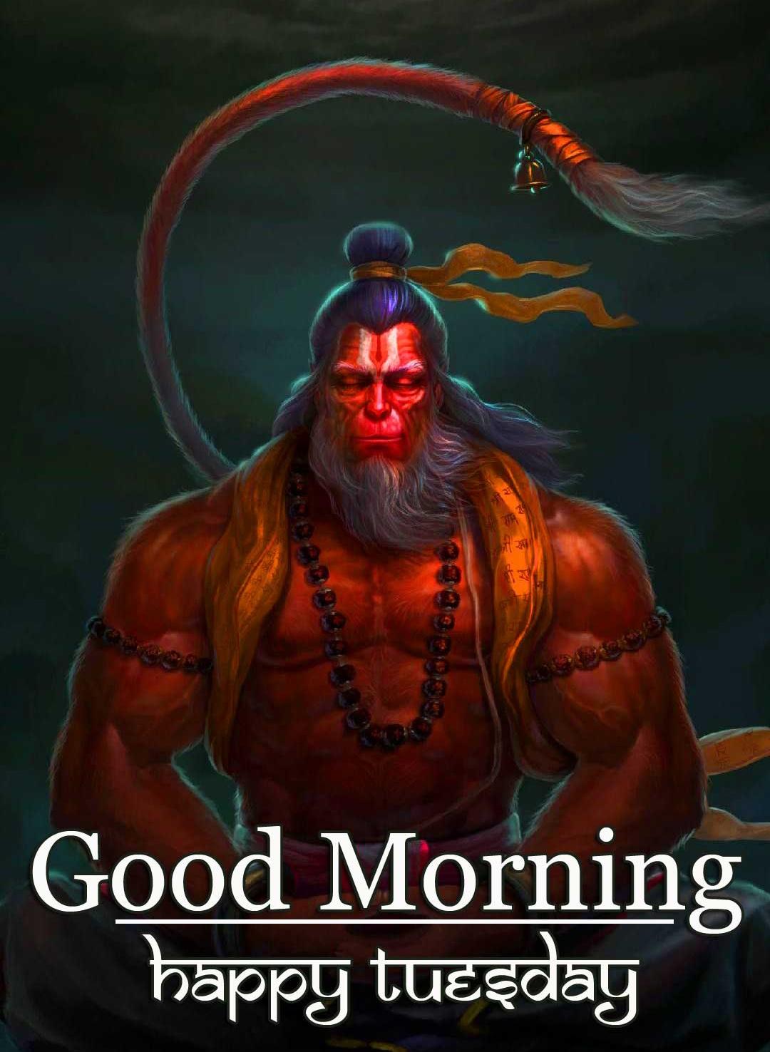 Good Morning Tuesday Hauman JI Images Wallpaper Latest Download