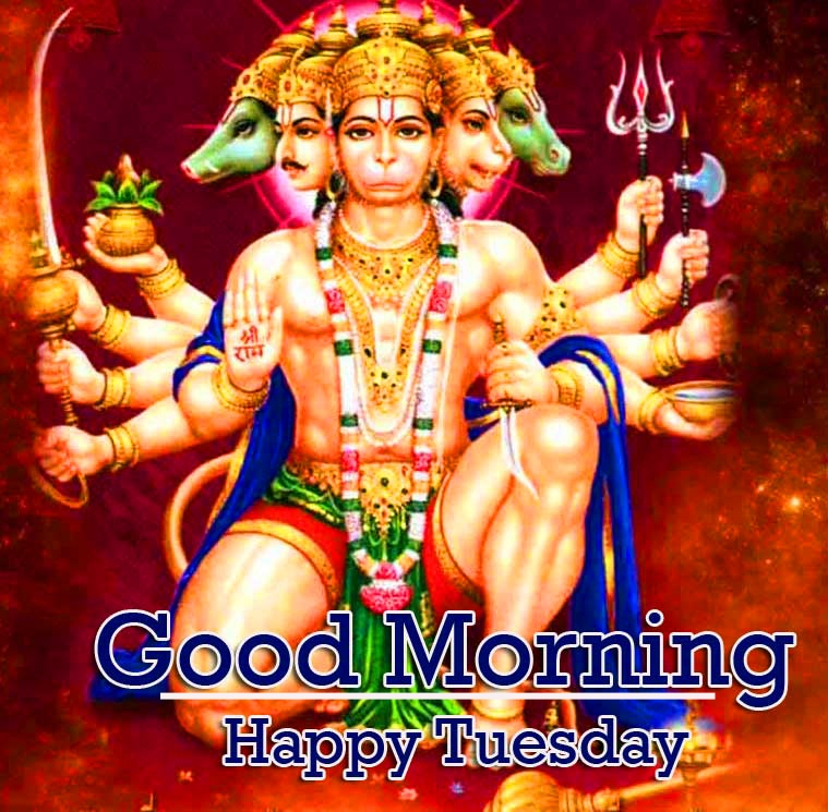 Good Morning Tuesday Hauman JI Images Wallpaper New All