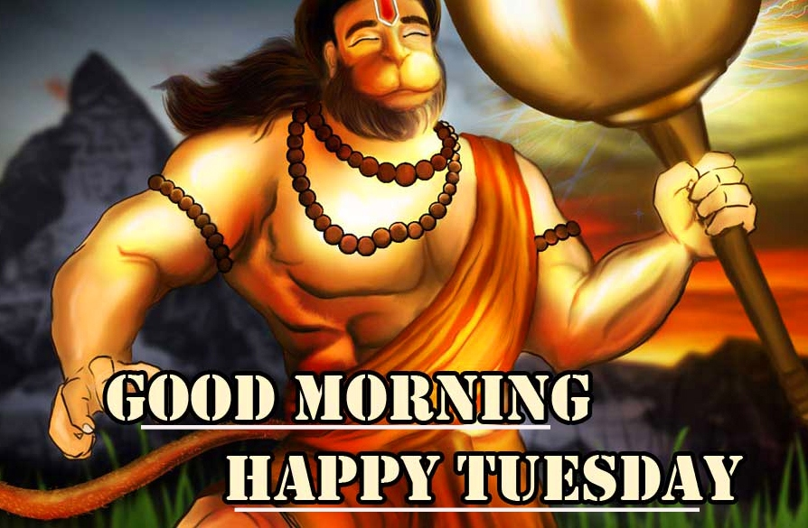 Best Good Morning Tuesday Hauman JI Images Collection
