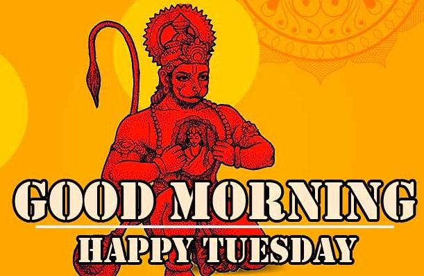Good Morning Tuesday Hauman JI Images Pics Free Download Latest