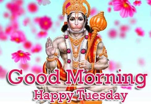 Good Morning Tuesday Hauman JI Images Photo Download