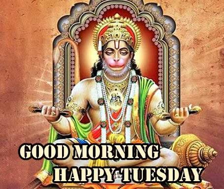 New Top Free Good Morning Tuesday Hauman JI Images Pics Download