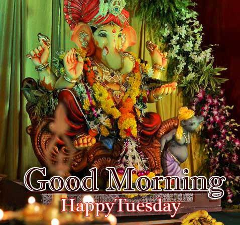Good Morning Tuesday Hauman JI Images Pics Download