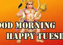 758+ Good Morning Tuesday Hauman JI Images HD Download