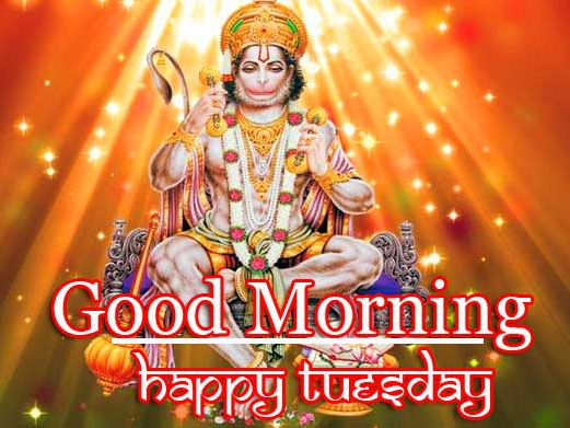 Good Morning Tuesday Hauman JI Images Wallpaper Free