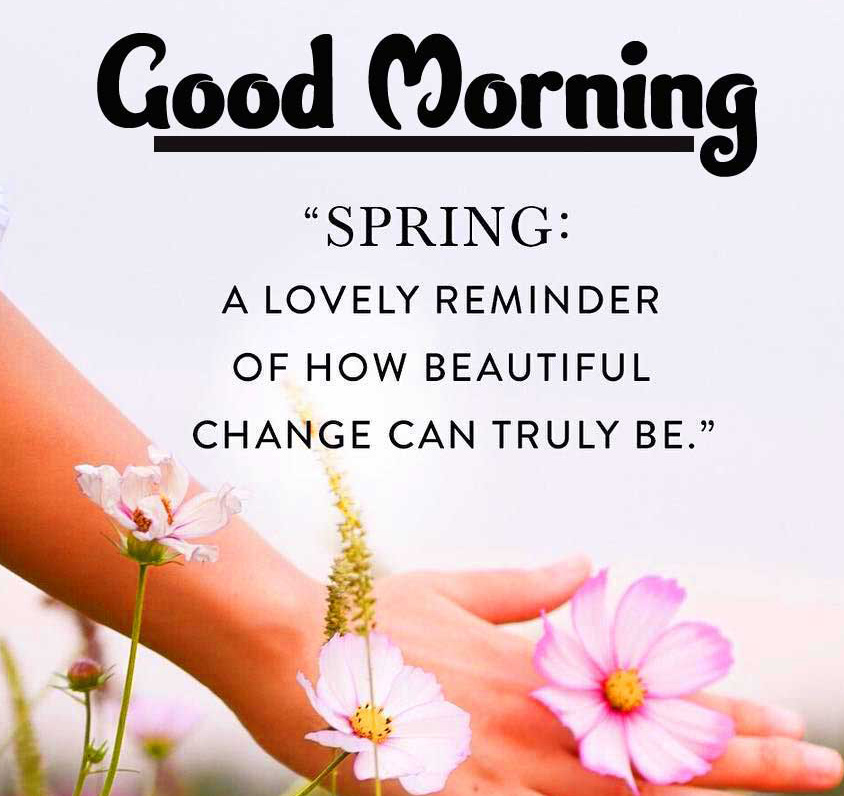 Good Morning Wishes Images with positive thoughts Pics for facebook