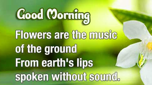 Good Morning Wishes Images with positive thoughts Wallpaper Pics free Download