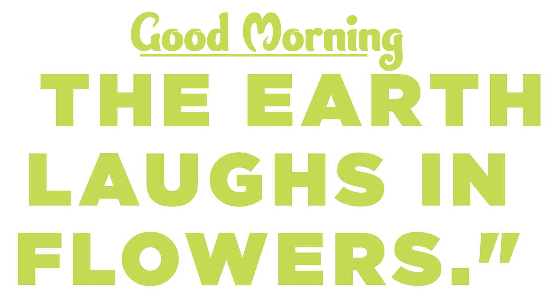 Good Morning Wishes Images with positive thoughts Pics New Download Free