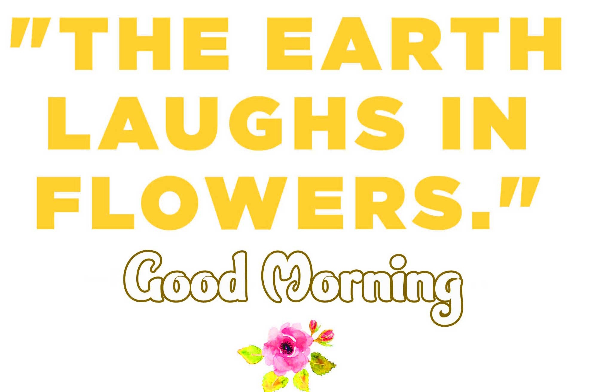 Good Morning Wishes Images with positive thoughts Pics Free for Facebook