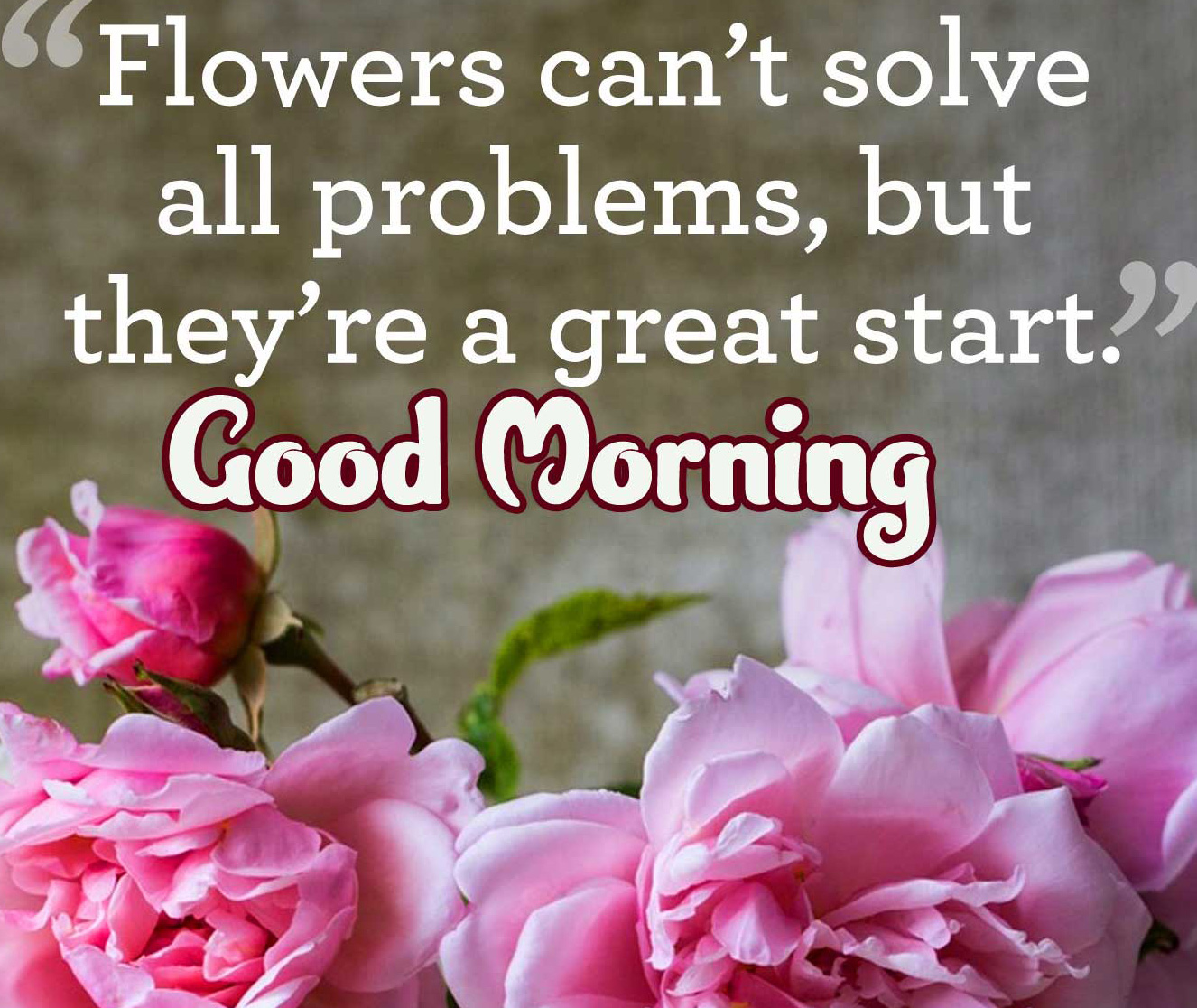 positive thoughts good Morning Pics Free Download