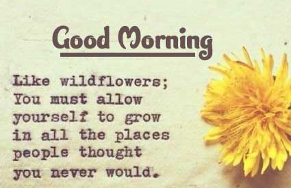 positive thoughts good Morning Wallpaper Free Download