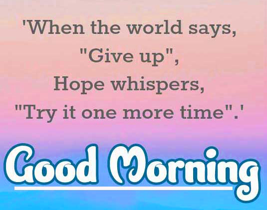 Best free Good Morning Images Download