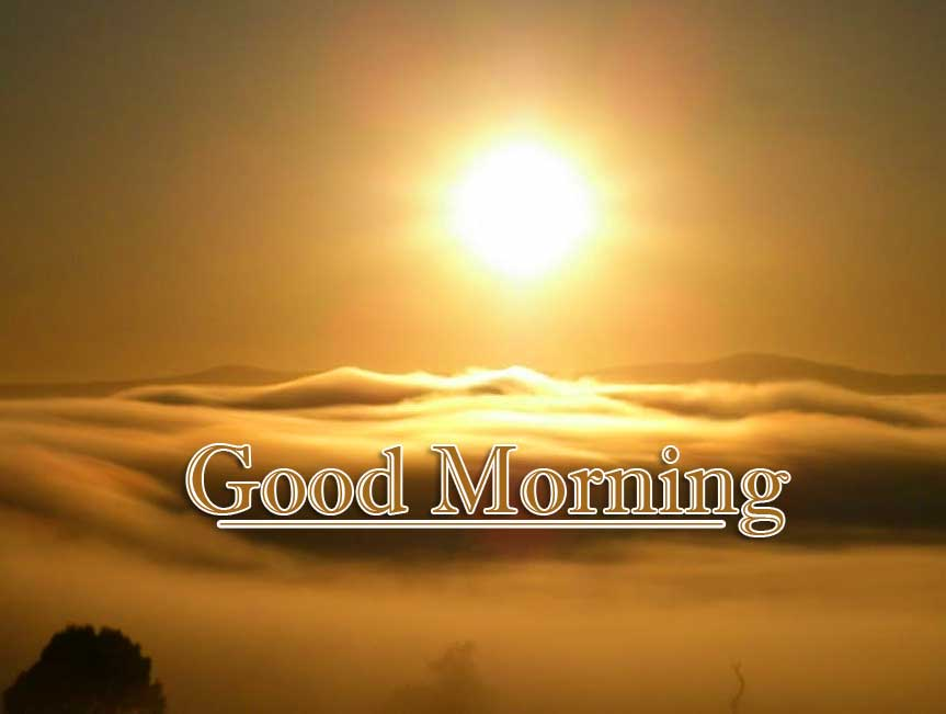 Good Morning Wishes With Sunrise Pics pictures Wallpaper Free
