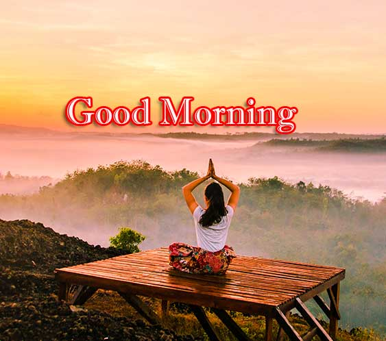 Beautiful Free Good Morning Wishes With Sunrise Pics Download