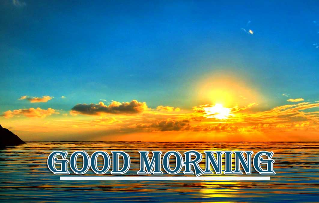 Best Free Beautiful Free Good Morning Wishes With Sunrise Wallpaper Download