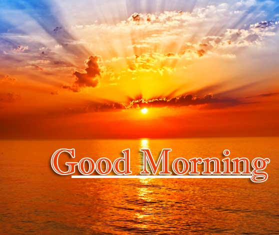 Best Free Beautiful Free Good Morning Wishes With Sunrise Photo for Facebook