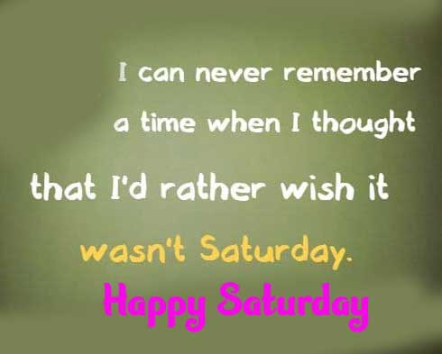 Happy Saturday Good Morning Pics Wallpaper Download
