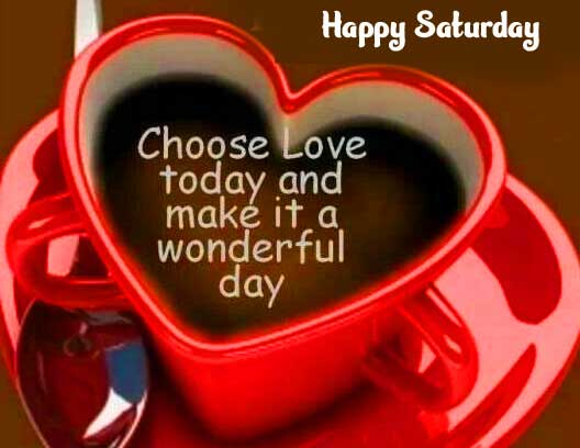 Happy Saturday Good Morning Wallpaper free for Facebook