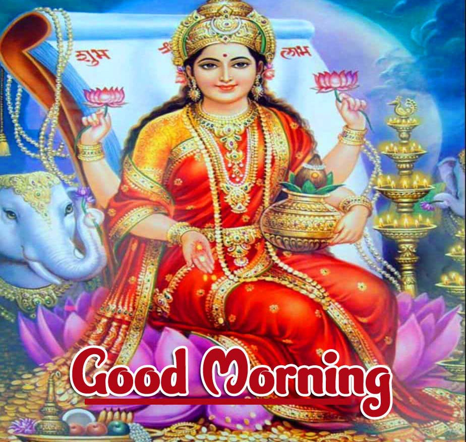 Maa Laxmi 2021 Good Morning Images Pics Download