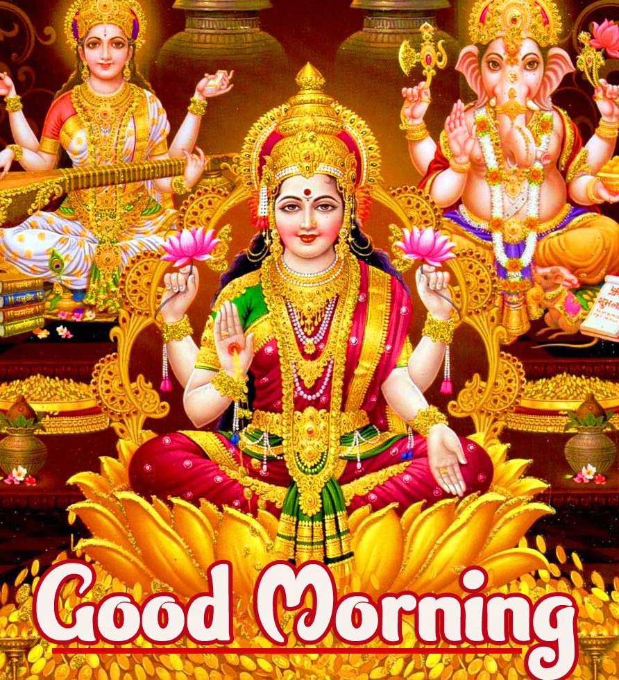 Maa Laxmi 2021 Good Morning Images Pics Download for Whatsapp