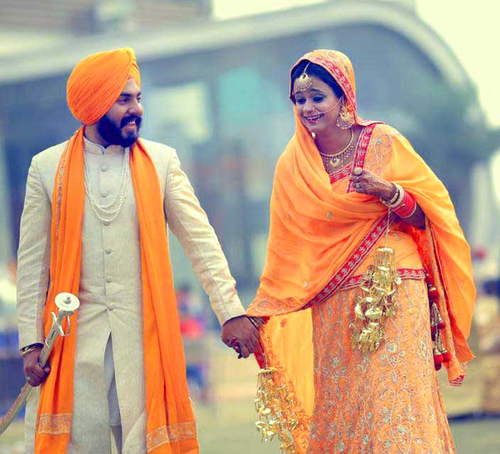 Best Punjabi Couple Images FRee