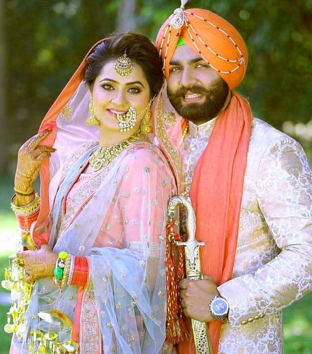 Best Punjabi Couple Images Photo