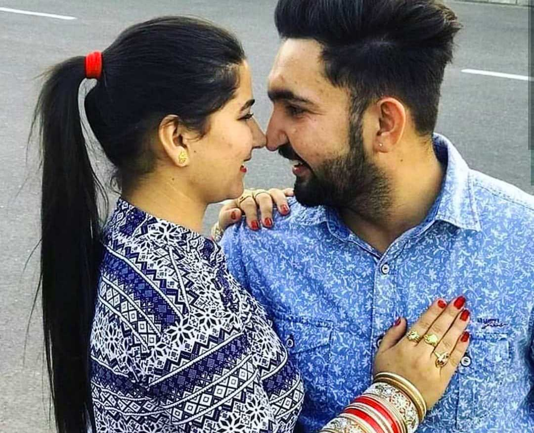Best Punjabi Couple Images Pictures