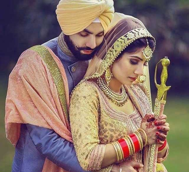 Best Punjabi Couple Photo Hd