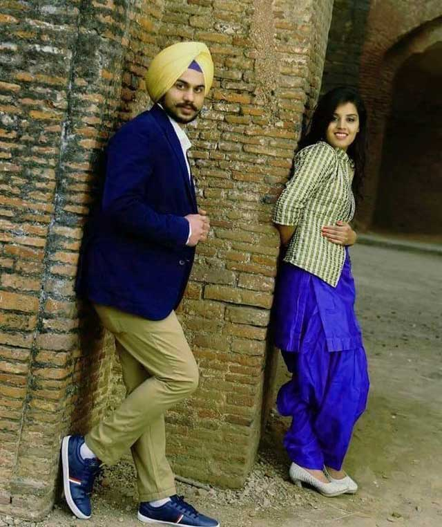 Best Punjabi Couple Pics