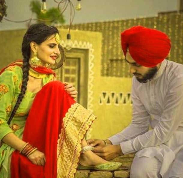 Best Punjabi Couple Pictures Free