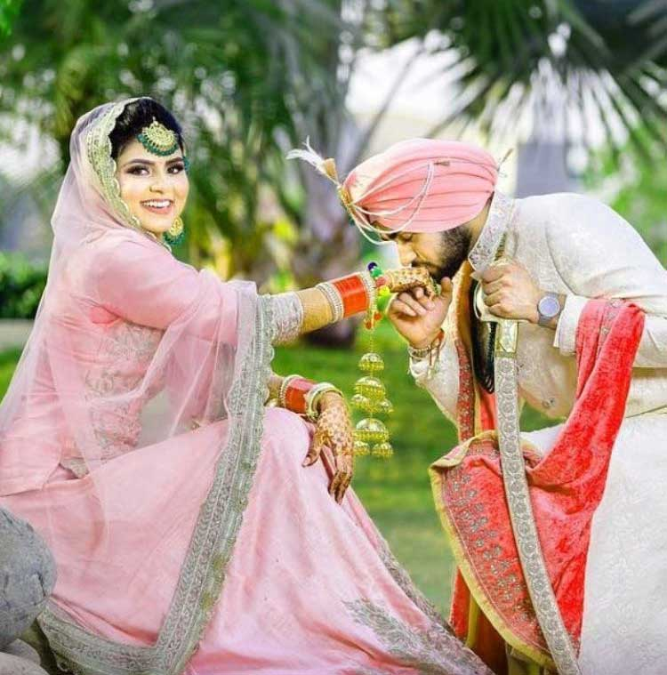 Best Punjabi Couple Wallpaper Hd