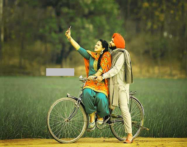 Best Punjabi Couple