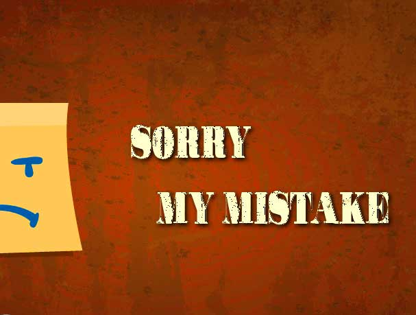 Best Sorry Whatsapp Dp Download Free