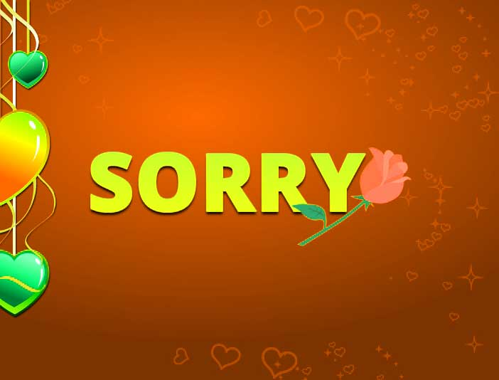 Best Sorry Whatsapp Dp Images Download 2
